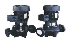 CNP Vertical In Line Centrifugal Pump, Maximum Discharge Flow: 4.0-750.0 M3/hr