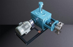 Dosing Pumps, Model Name/Number: 0-100 Lph, 19000