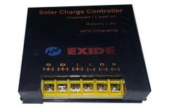 Exide 10 Amp Solar Charge Controller, Voltage: 12 V