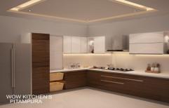 Godrej Residential Steel Kitchens, Warranty: 10-15 Years