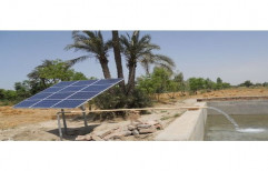 GPS Single Phase Solar Water Pump, 0.1 - 1 HP, for Agriculture