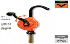GROZ Rotary Barrel Pump V Series