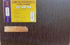 Hardwood,Solid Wood Elegant Wooden Flush Door, For Toilets,Bathrooms