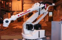 Kawasaki UX 120 Used CNC Robot (6 Axis)