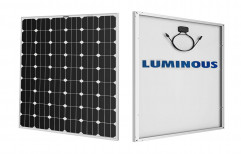 Luminous Poly Crystalline Solar Panel