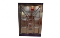 Marbone Brown Exterior Laminated Wooden Door for Home