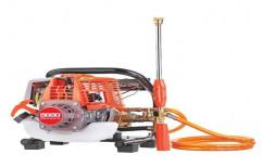 Mild Steel 4 Stroke Usha Portable Sprayer