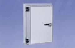 Mild Steel Cold Room Flush Door, Coated