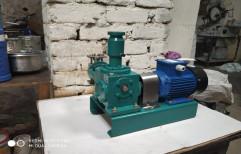 Mild Steel Electronic Dosing Pump, 220-240v, Electric