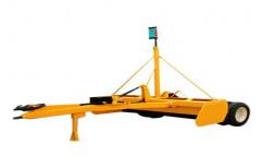 Mild Steel Laser Land Leveler, For Agriculture, 700 Kg