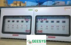 Mild Steel Solar Combiner Box, IP Rating: IP65, Model Name/Number: GD101
