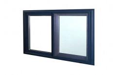 Modern Powder Coated Aluminium Window