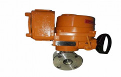 Motorised Ball Valve, Model Name/Number: QFT-03-S, Size: 20mm To 200mm