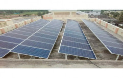 Mounting Structure Grid Tie Solar Rooftop System