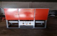 Paper Dona Plate Making Machine, 20 V