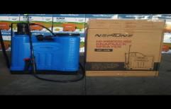 Plastic Neptune Manual Knapsack Pump, For Agriculture, Size: 16 Litter