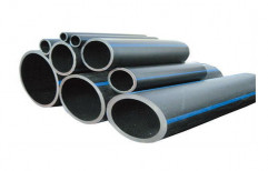 PN 6 PE 100 Water Supply HDPE Pipe, Length of Pipe: 6 m, Size/Diameter: 110 mm