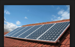 Poly Crystalline Roof Top Solar Panels, 24 V, 0.80 - 2.80 A