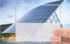Polycrystalline Solar Glass, Thickness: 2 Mm