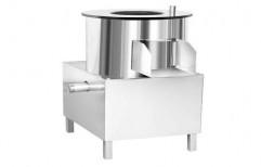 potato peeler machine, Model Name/Number: 10 Kg, Capacity: 10 Kg Per Batch