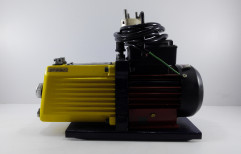 Powerpoint Single Phase Direct Driven Vacuum Pump, Max Flow Rate: 60LPM, 0.5 Hp