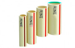 Primate YELLOW CPVC Pipe, Length of Pipe: 3 m, Size/ Diameter: 3/4 inch