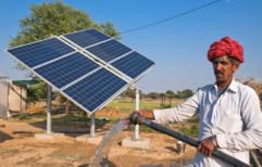 Qorx Ss Solar Water Pumping System