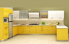 Residential Godrej Modular Kitchens