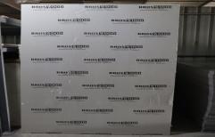 ROXXWOOD White RROXWOOD PVC FOAM SHEET, 0.50, Size: 4x8 Feet