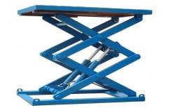 SEW Loading/Unloading Scissor Lift, Working Height: 10 Feet, Capacity: 1-2 Ton