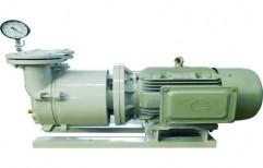 Shenovac Monoblock Water Ring Vacuum Pump, Model Name/Number: SVW-30D, Electric