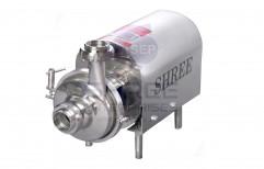Shree Brand Stainless Steel Milk Pump, Capacity: 3000 to 40000 LPH