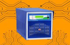 Single Phase UTL Off Grid Alfa PCU Solar Inverter, Capacity: 2KVA