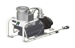 Single stage High Vacuum Pump, Air-cooled, 0.4kw