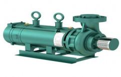 Single Stage Steel Three Phase Monoblock Pump