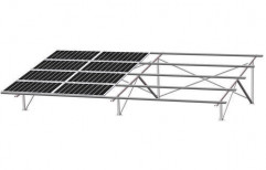 Solar Panel Rooftop Mounting Structure, Thickness: 5 - 10 mm