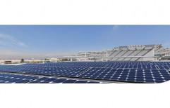 Solar Power Plant, Capacity: 10 kW
