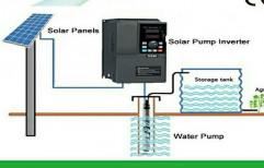 Solar Water Pump, 1 Kw