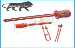 SS Heatbird Flange Heater, 500 W-100 Kw