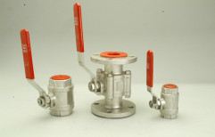 Stainless Steel Investment Casting Ball Valves