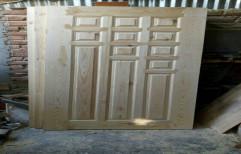 Standard Full Pine Door
