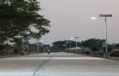 Street Light Solar LED Lighting System, 50Kgs, 12 W