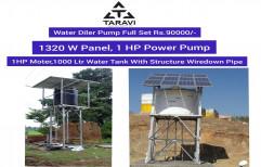 Taravi Solar Water Diler Pump Set