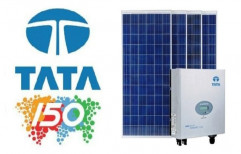 TATA Power Mounting Structure Portable Solar System, For Commercial, Capacity: 2 Kw