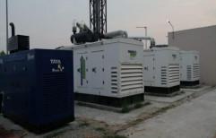 Tata Silent Diesel Generator