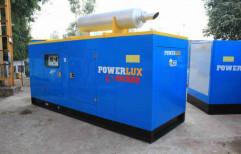 Three 45 KVA Eicher Powerlux Silent Diesel Generator, 415V