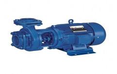 Three Phase Crompton Monoblock Pumps, 0.75 (kw)