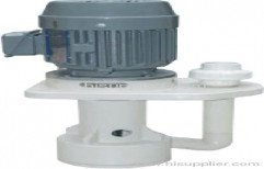 Three Phase Single Stage vertical chemical pump, 3 HP, Industrial