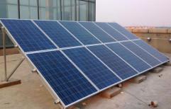 Ti-Sun On Grid Solar Power Systems, Capacity: 5KW-500KW