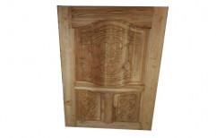 Timber Wood Decorative Wooden Door